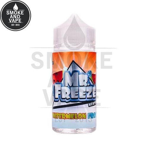 Watermelon Frost by Mr. Freeze 100ml