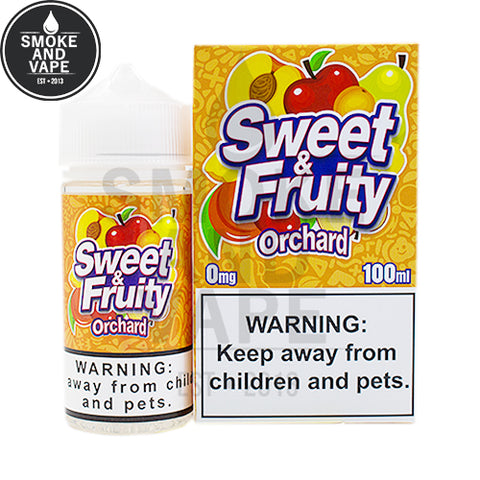 Orchard by Sweet & Fruity 100ml