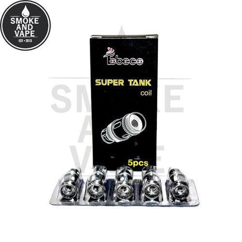 Super Tank by Tobeco Replacement Coils (5 Pack)