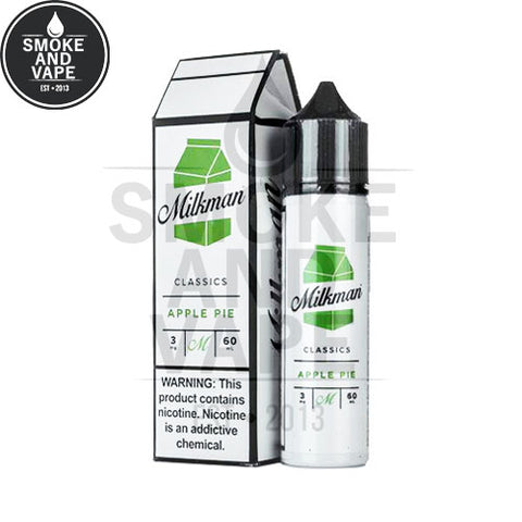 Apple Pie by The Milkman Classics 60ml