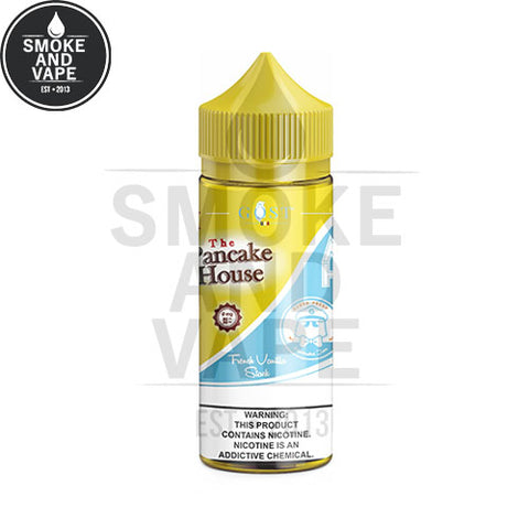 French Vanilla Stack by The Pancake House 100ml