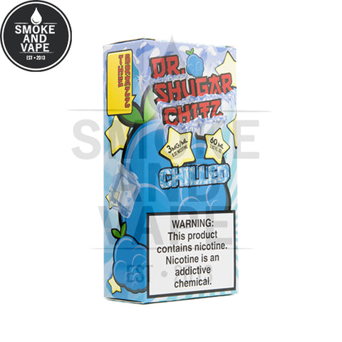 The Brazz Chilled by Dr. Shugar Chitz 60ml