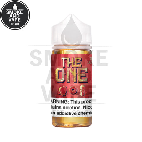 Apple Cinnamon Donut Milk The One by Beard 100ml