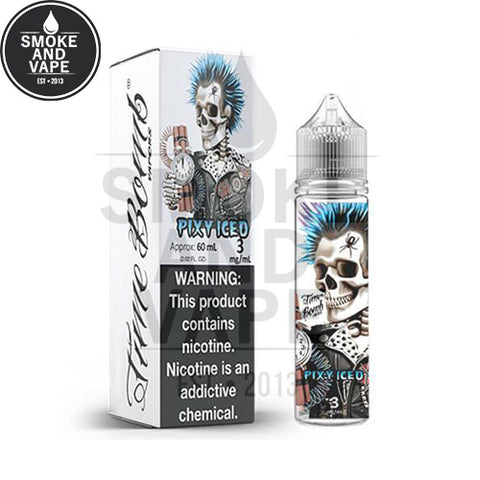 Pixy Iced by Time Bomb 60ml