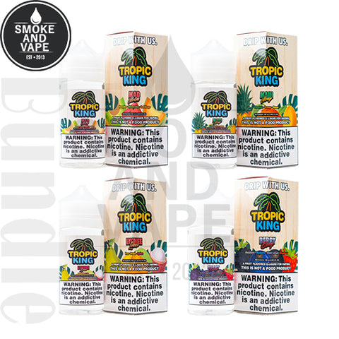 Tropic King Combo Pack 100ml Bundle