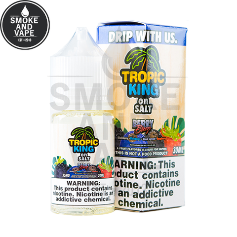Berry Breeze by Tropic King On Salt 30ml