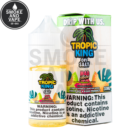 Mad Melon by Tropic King On Salt 30ml