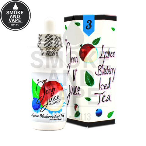 Jenn N Juice by Uncharted E-Liquid 60ml
