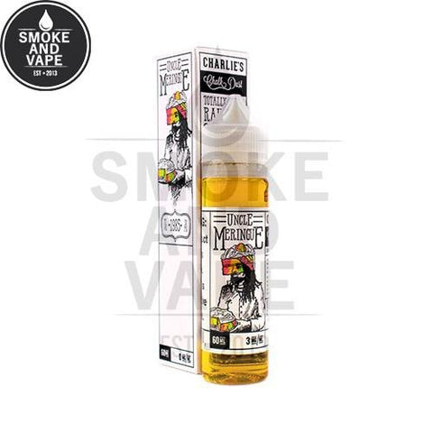 Uncle Meringue by Charlie's Chalk Dust 60ml