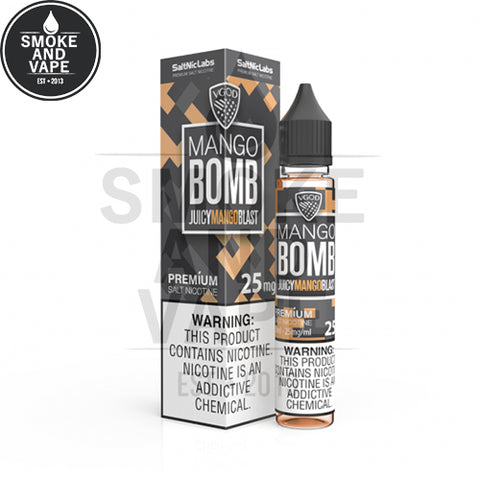 Mango Bomb by VGOD Salt 30ml