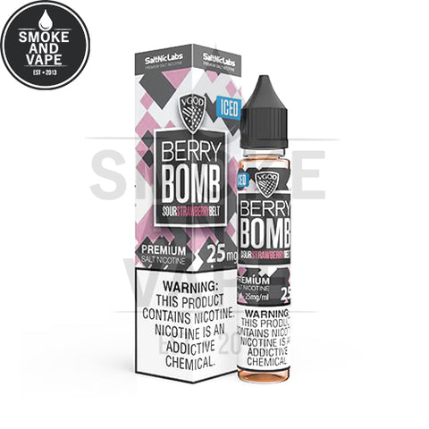 Iced Berry Bomb by VGOD Salt 30ml