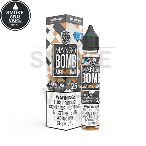 Iced Mango Bomb by VGOD Salt 30ml