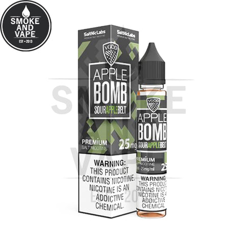 Apple Bomb by VGOD Salt 30ml