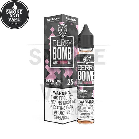 Berry Bomb by VGOD Salt 30ml
