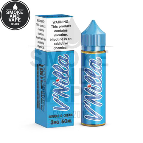 V'Nilla Berries & Cream by Tinted Brew 60ml