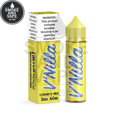 V'Nilla Cookies & Milk by Tinted Brew 60ml