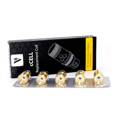 cCell by Vaporesso Replacement Coils (5 Pack)