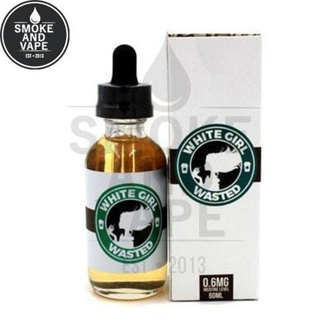 White Girl Wasted EJuice 60ml