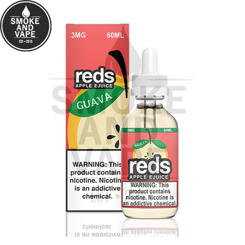 Guava Reds Apple by Vape 7 Daze 60ml