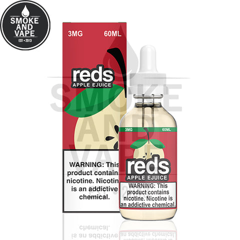 Reds Apple by Vape 7 Daze 60ml