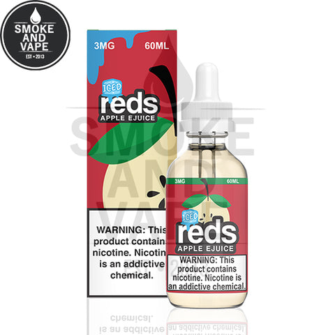 Reds Apple Iced by Vape 7 Daze 60ml