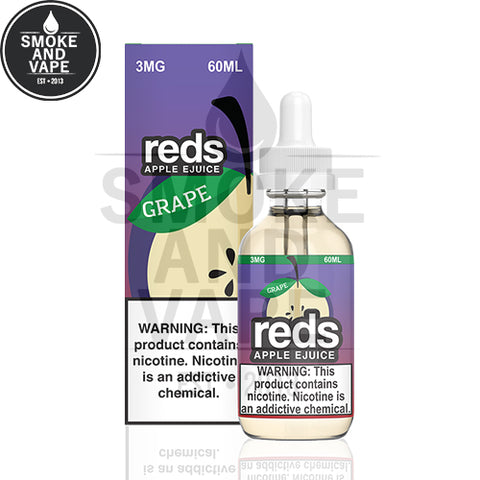 Grape Reds Apple by Vape 7 Daze 60ml