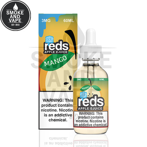 Mango Reds Apple Iced by Vape 7 Daze 60ml