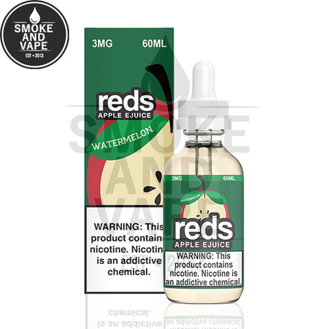 Watermelon Reds Apple by Vape 7 Daze 60ml