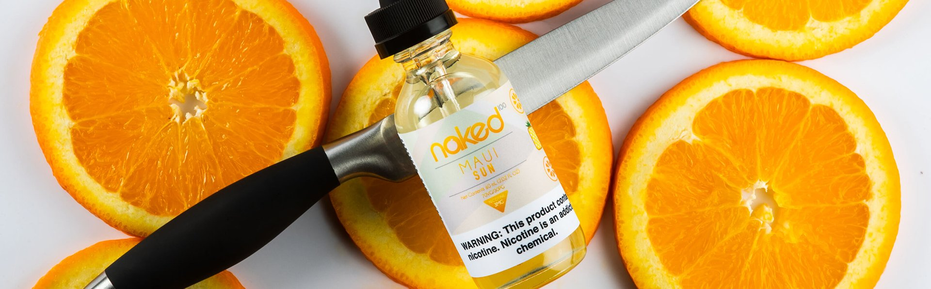 Naked 100 Maui Sun - Smoke and Vape