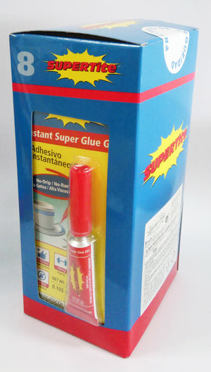 Ref-1008 Instant Super Glue -GEL- 3g (.105oz) Tube