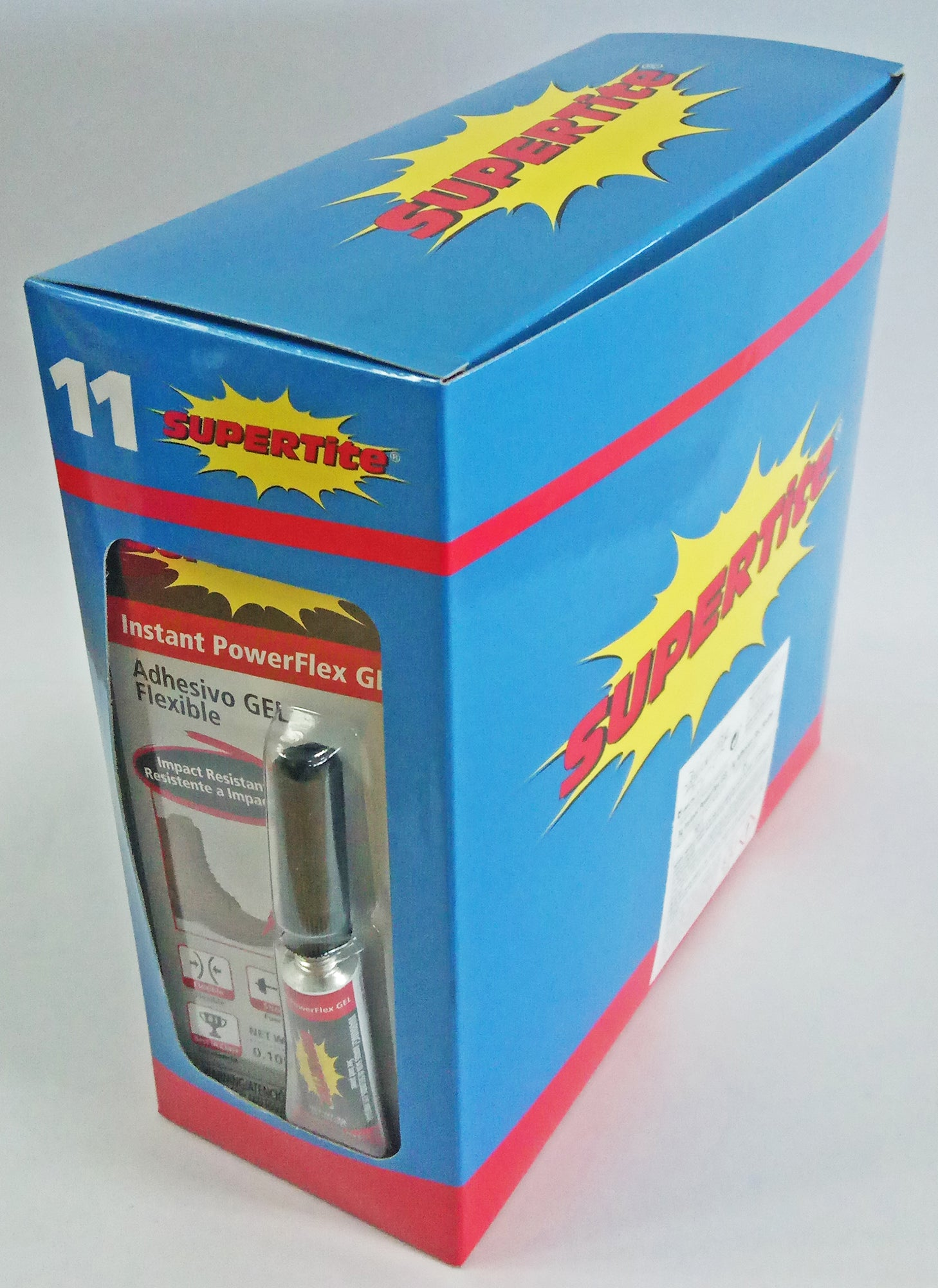 Ref-1011 Supertite Instant Power Flex GEL- 3g (0.105oz) Tube