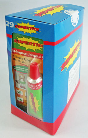 Ref-1029 Supertite All-Purpose Universal Glue- 20ml (.676oz) Tube