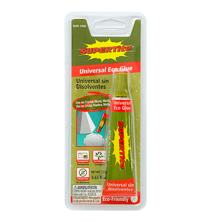 Ref-1040 UNIVERSAL ECO GLUE- 20g (0.63oz) Tube