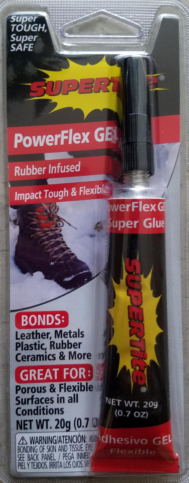 Ref-1165 Supertite PowerFlex Gel 20g/0.71oz