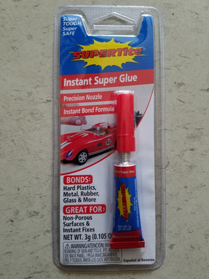 Ref-1000 Supertite Instant Super Glue- 3g (0.105oz) - Tube