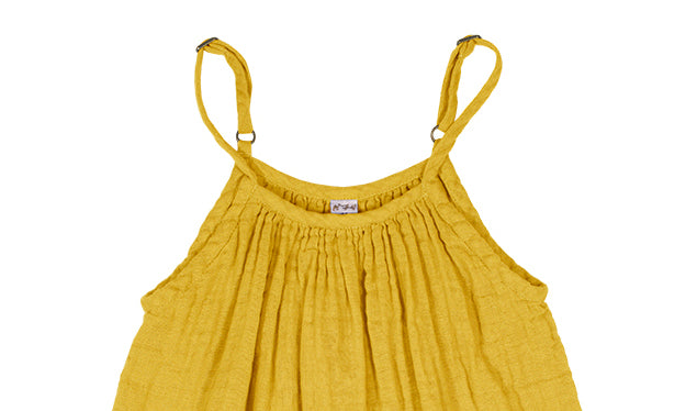 Mia Top - Sunflower Yellow