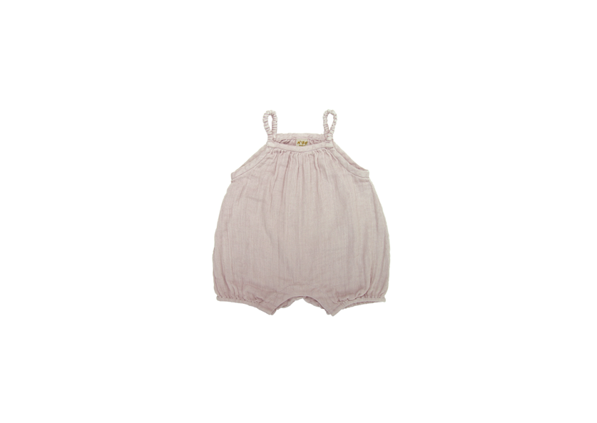 Lolita Romper - Powder