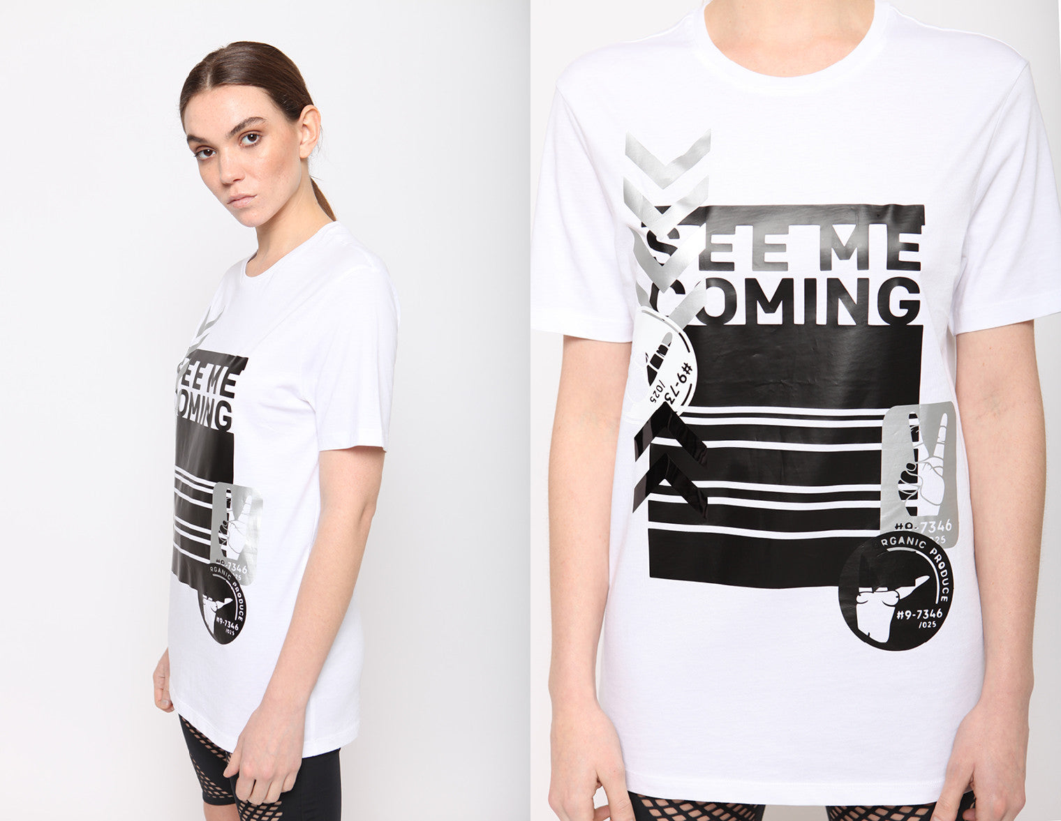 REIN 'SEE ME COMING' Graphic Tee