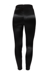 REIN Black High Shine Leggings