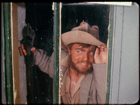 Torgo creeping at the window