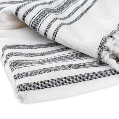 terry towel - black