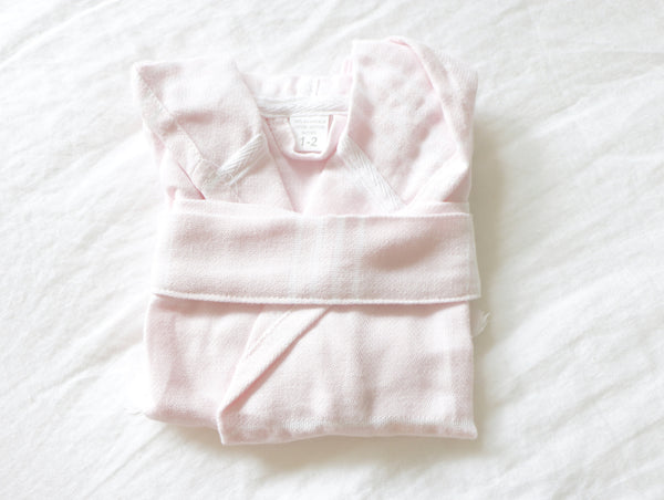 mini robe - blush
