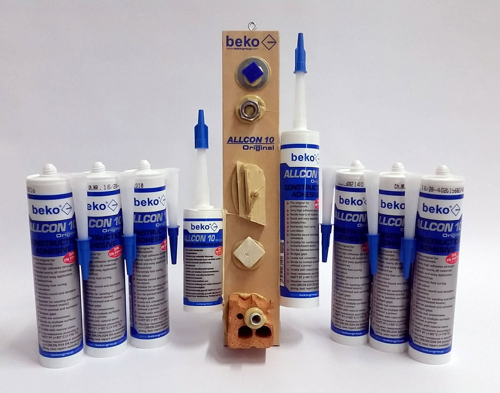 New Product!! Allcon 10 Adhesive