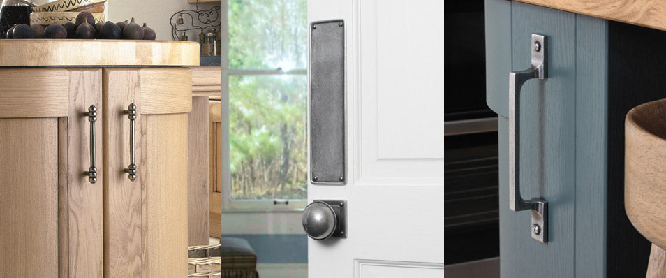 FINESSE DESIGN - fine pewter hardware
