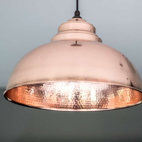 From The Anvil Lighting - Metallics Collection