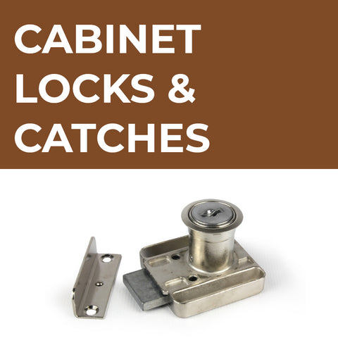 Cabinet Locks & Catches