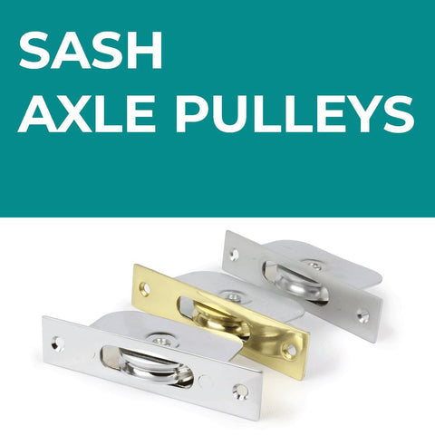 Axle Pulleys