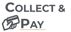 Collect and Pay logo