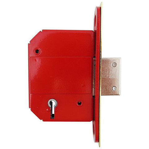 "Era 2.5"" (63mm) FORTRESS 5 LEVER DEADLOCK sold at Sash Hardware"