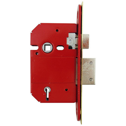 "Era 2.5"" (63mm) FORTRESS 5 LEVER SASHLOCK sold at Sash Hardware"